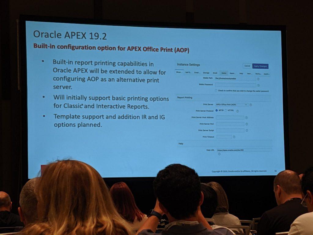 اوراکل اپکس-AOP-APEX-19.2