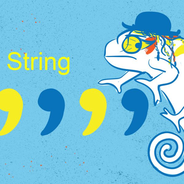 اوراکل اپکس-comma-string