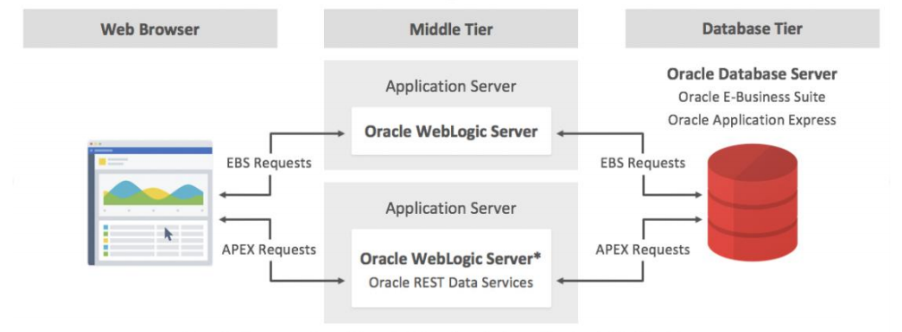 اوراکل اپکس-oracle ebs and oracle apex