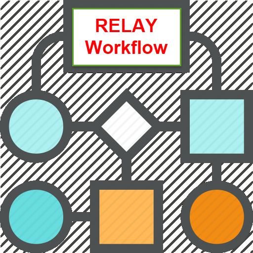 اوراکل اپکس-RELAY Workflow