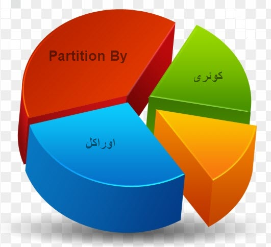 اوراکل اپکس-partition by oracle