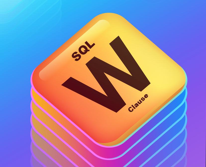 اوراکل اپکس-استفاده از SQL WITH clause در اوراکل