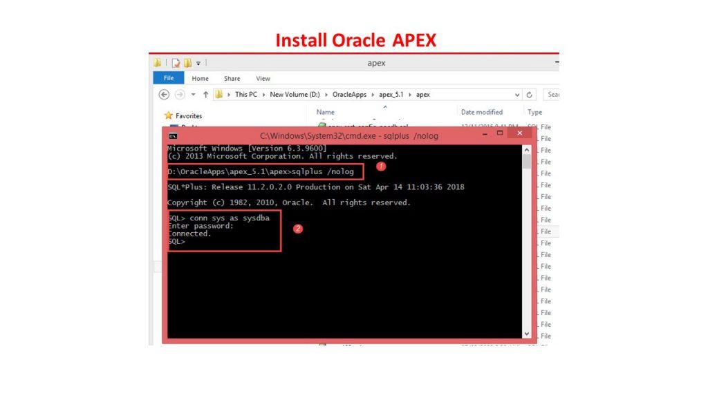 نصب و راه اندازی EPG اوراکل اپکس(ایپکس)-14
