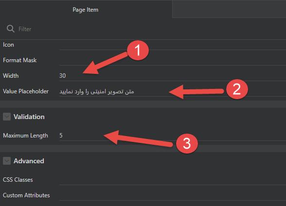 اوراکل اپکس(ای پکس)- پلاگین سرویس کد امنیتی اوراکل7